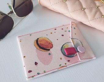 Pill Sleeve / Birth Control Pill Sleeve / Macarons