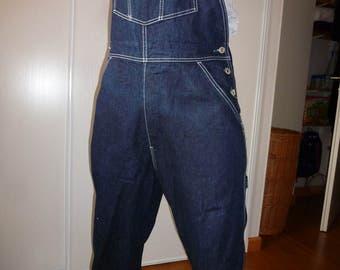 Levis Jean overalls