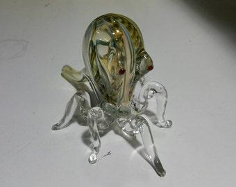Fumed Octopus Pipe