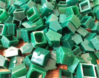 588 Monopoly Green Houses from Many Monopoly Games