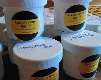 Whipped Body Butter 3oz