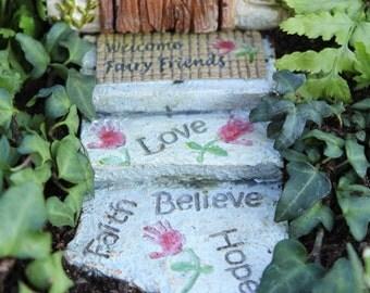 Welcome Fairy Walkway