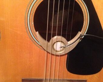 3D Printed acoustic guitar pickup
