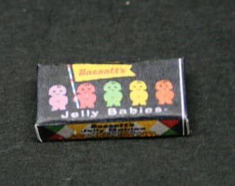 Bassotts Jelly Babies Dolls House Miniature
