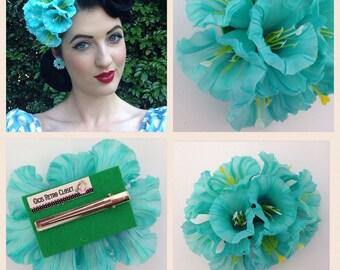 Blue Bells Hairflower