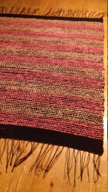 Hand Woven Cotton Rug Rag Rug Cotton Rug Kitchen Rug