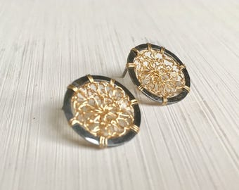 ECLIPSE Studs earrings