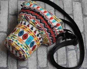 Africa customs DSLR camera bag Custom name digital camera backpack carry On Bag DSLR camera case DLSR Camera Travel Bag