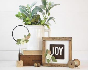 Magnolia Joy | DIY Pocket Frame Insert Kit | SIZE A | Frame Not Included