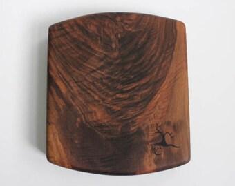 Solid Black Walnut Cutting Board