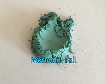 Loose Mineral Eyeshadow in Mermaid Tail