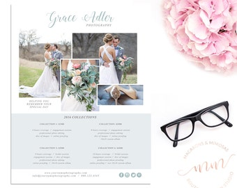 SALE! Photographer Price List, Pricing Guide Template, Photography Pricing Guides, Wedding Photographer Branding