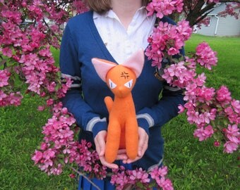 Kyo Plush (inspired by Fruits Basket)