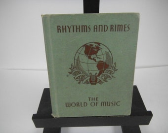 Vintage Song Book:  Rhythms and Rimes