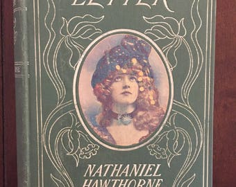 The Scarlet Letter, vintage edition of Nathaniel Hawthorne's classic