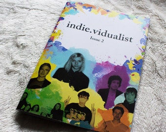 indie.vidualist magazine • issue 2