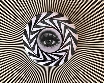 All Seeing Eye pin