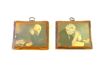 Grace & Gratitude by Eric Enstrom - Wall Hanging