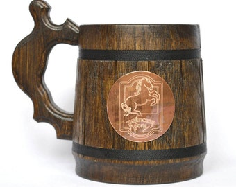 Lord of the Rings Mug - Prancing pony mug - LOTR