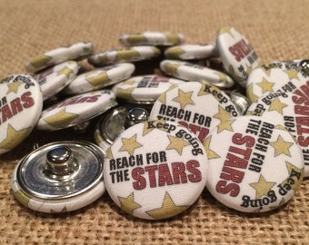 Reach for the Stars Snap-its; bag of 20