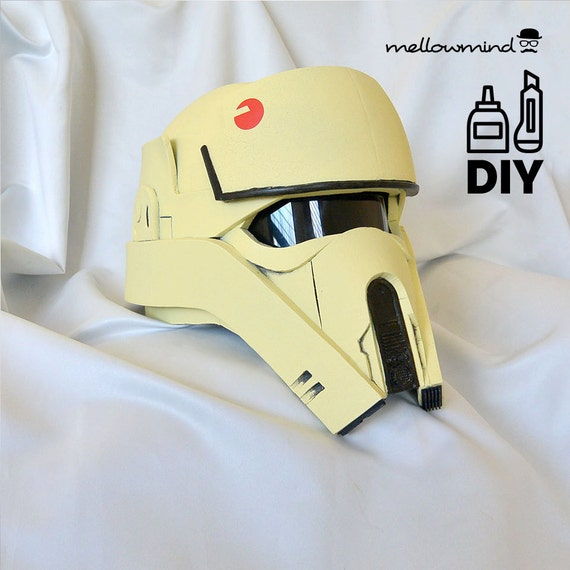 diy rogue one a star wars story shoretrooper helmet templates for eva foam from. Black Bedroom Furniture Sets. Home Design Ideas