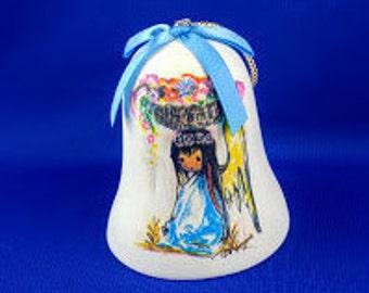 DeGrazia Christmas Ornament - Littlest Angel