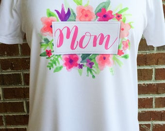 Mom Shirt - Mothers Day Shirt - Mom Tee - Mothers Day Gift - Gift for Mom - Womens Shirt - Mothers Day - Gift under 30 - Tee - Womens - Mom