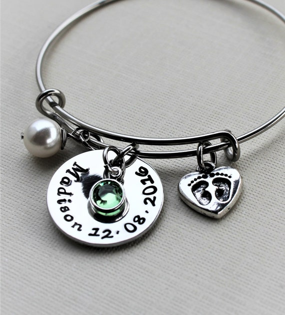 child name bracelet child name bangle personalized child