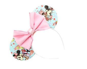 Have Some Cake Minnie Mouse Ears