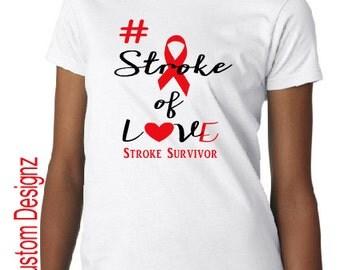 Stroke of Love Unisex T-shirt