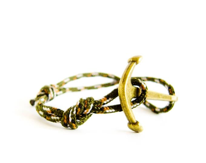 Couples Anchor Bracelet, Couples Accessories, Gifts For Couples - Bracelets Online