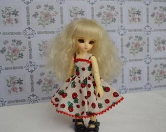 Dress Ladybug [Bjd YoSD 1/6.