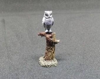 Snowy Owl Familiar/Companion