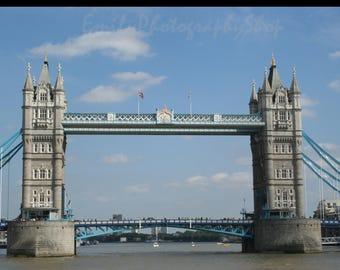 Tower Bridge, London, England Print