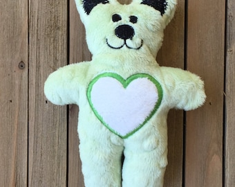 Stuffed Teddy Bear / Plush Stuffed Animal / Soft Toy /  Baby Bear Stuffed Toy / Baby Gift