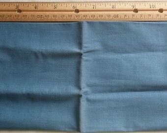 "Fat Eighth fabric cut 9"" by 21"" ~ Light Blue"