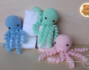 Octopus (crochet)