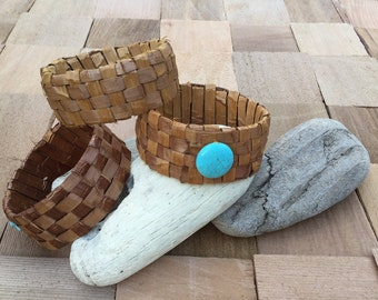 Cedar Bracelet Big / Gift bracelet / woven bracelet