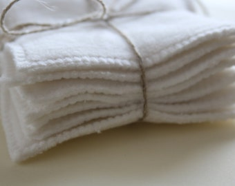 Square soft 100% organic cotton