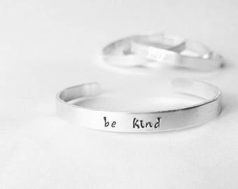 Be Kind Cuff
