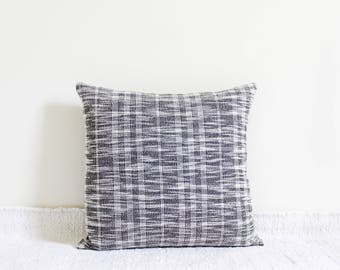 Heather Grey Knit (Pillow Cover Only)