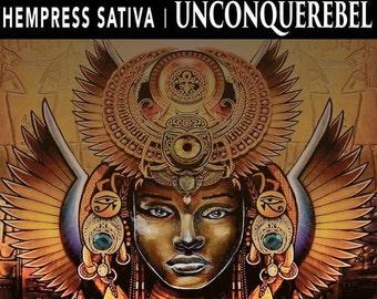 "Unconquerebel LP 12"" Vinyl"