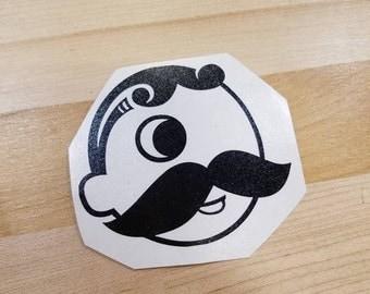 Natty Boh Vinyl Sticker
