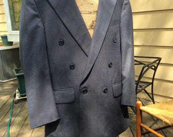 Buberrys' Suit - 37/38S - Just One Hundred Dollars- small