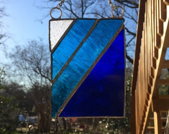 Glass Suncatcher
