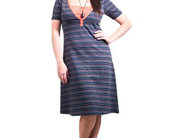 Breastfeeding dress Carmen