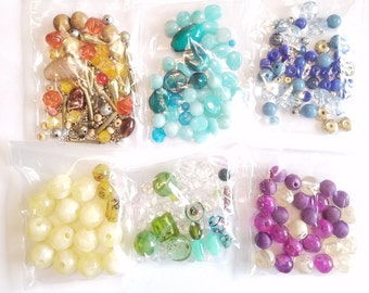 Clearance Going out of business Sale salvage made bead lots