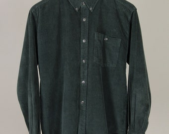 High Sierra Corduroy Button Down Shirt