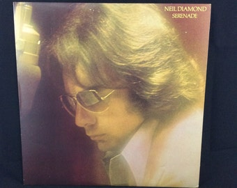 Neil Diamond - Serenade - LP vinyl record - 1974 Columbia Records