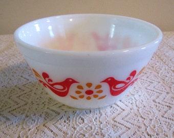 Pyrex Friendship Bowl, #401, 1-1/2 Pt.